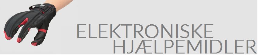 Elektroniske hjælpemidler