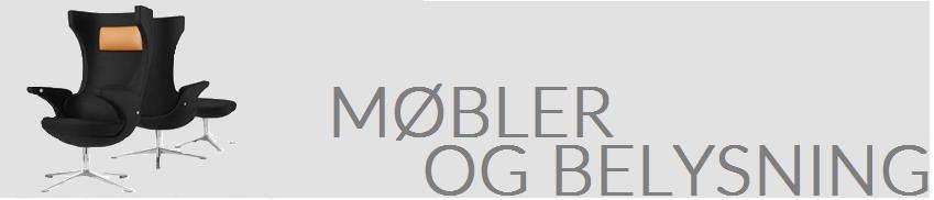 Møbler & Belysning