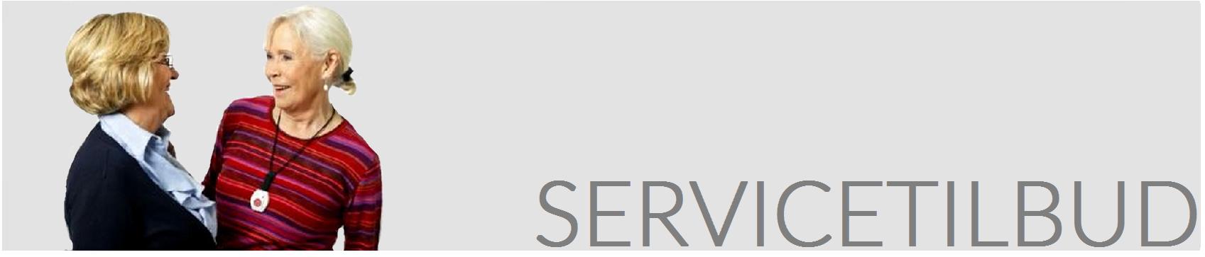 Servicetilbud