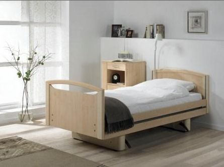 Plejesenge og sengeborde