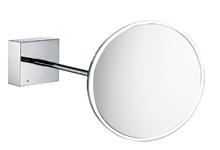 Spejle med forstørrelse