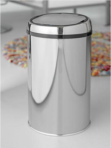 Billede af I RESTORDRE: Steel-Function Rimini berøringsfri sensor affaldsspand (12 liter) (no-touch)
