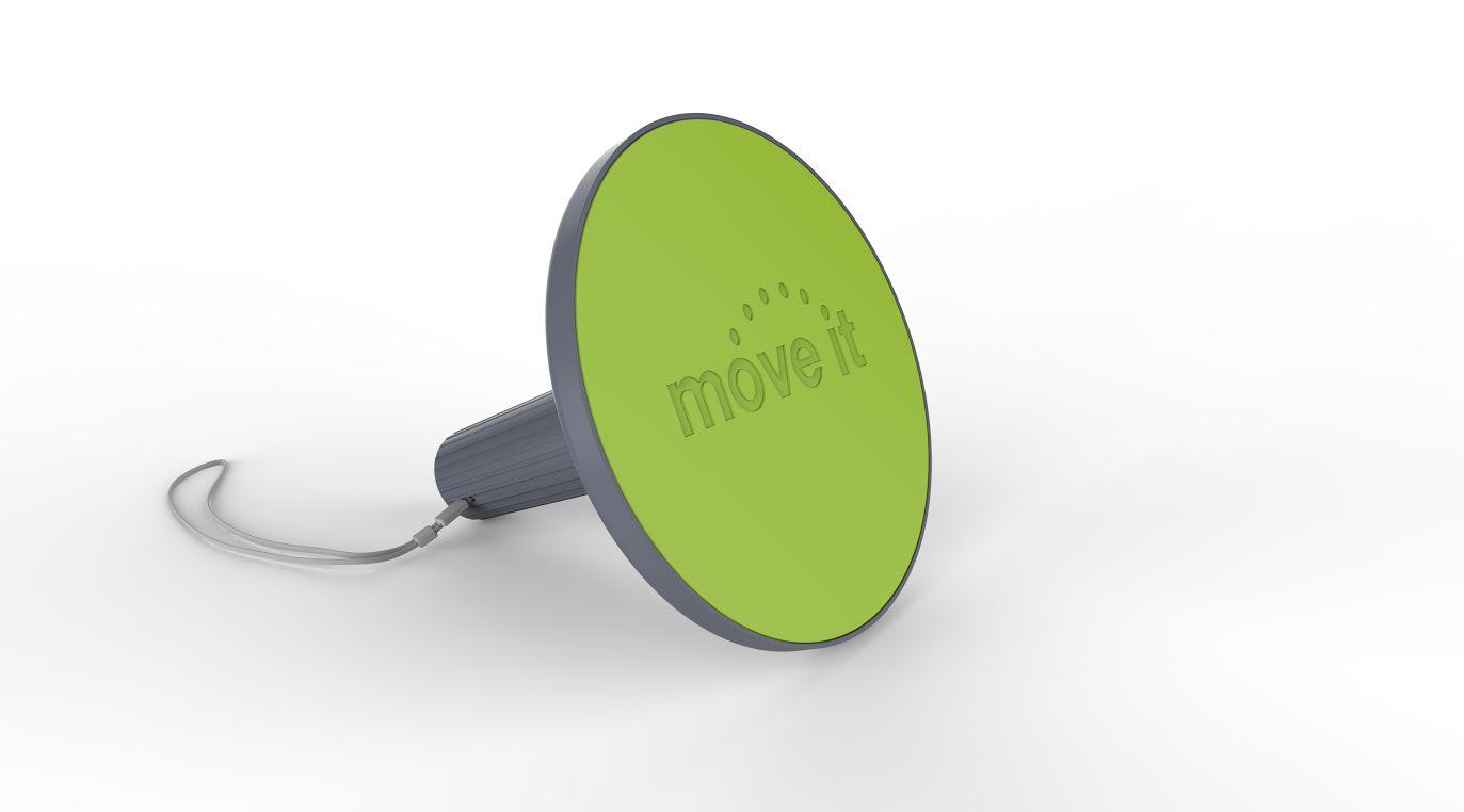 Billede af Move It Armshake - træningsredskab, der modvirker rystelser (tremor)
