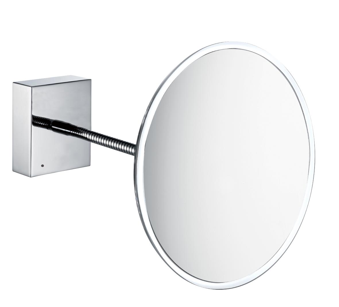 Tilbud på Sam Miro kosmetikspejl med LED-lys og fleksibel arm