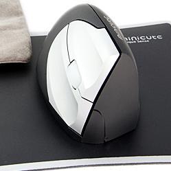 Image of   EZ Mouse: Trådløs og ergonomisk mus