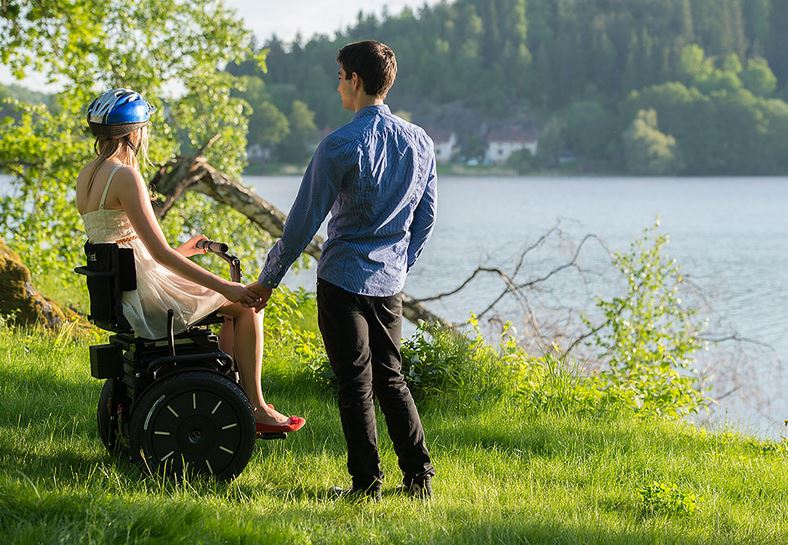 Image of   Demo-model sælges brugt - AddSeat Segway model 2.0 - elektrisk terrængående køretøj til natur- og byoplevelser