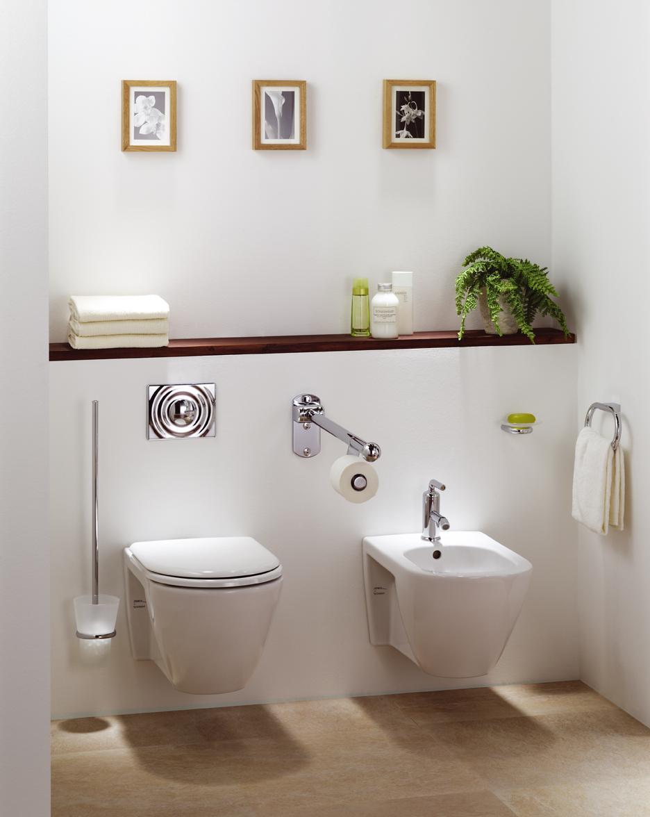 sam Freeline foldbar toiletstøtte