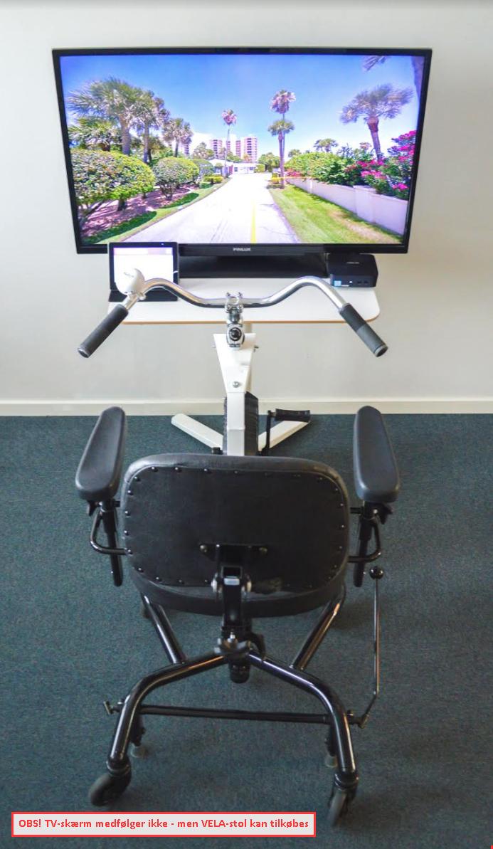 Image of   BikeAround Screen Aktivitetscykel (Med Virtuelt Gadebillede På TV-Skærm)