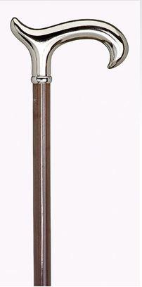 Image of   Træstokke - Derby Marone i bøgetræ med klassisk Derby-håndtag fra Gastrock