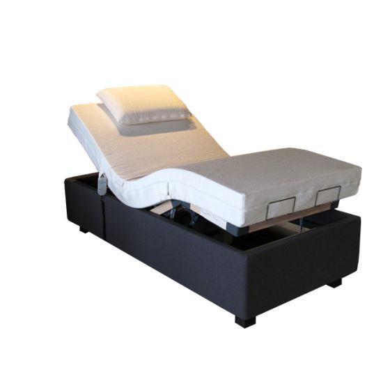 Billede af Flow Box Seng med elevation og hæve-/sænke system