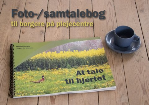 Image of   Fotobog for demente og hjerneskadede - At Tale Til Hjertet