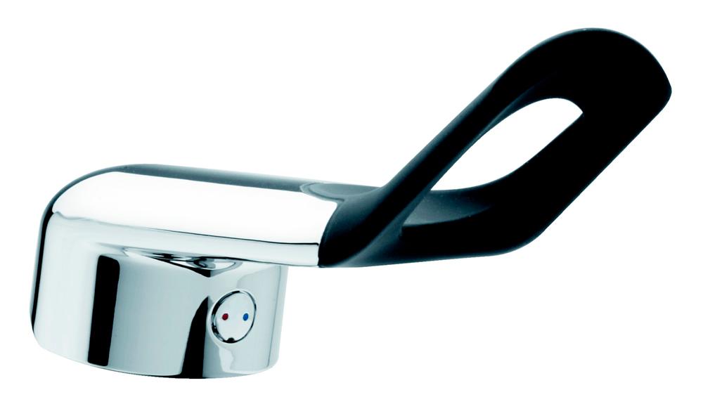 Billede af Clover Easy håndtag (greb) til eksisterende vandhane ved håndvasken - reddot design award 2012