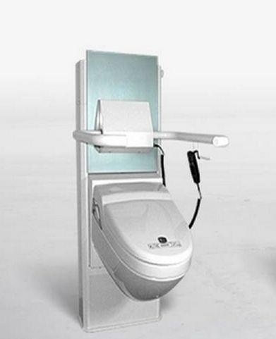 Hæve-/sænkesystem HS 130K til toilet