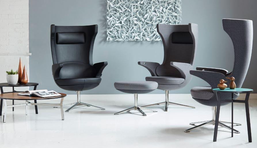 i-SIT Hvilestol - ultimativ, ergonomisk siddekomfort og design-ikonisk form (isit)