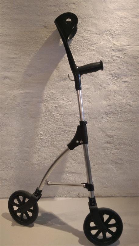 Billede af DEMO-MODEL: Rollermate Stok Med Hjul (Uden Taske)