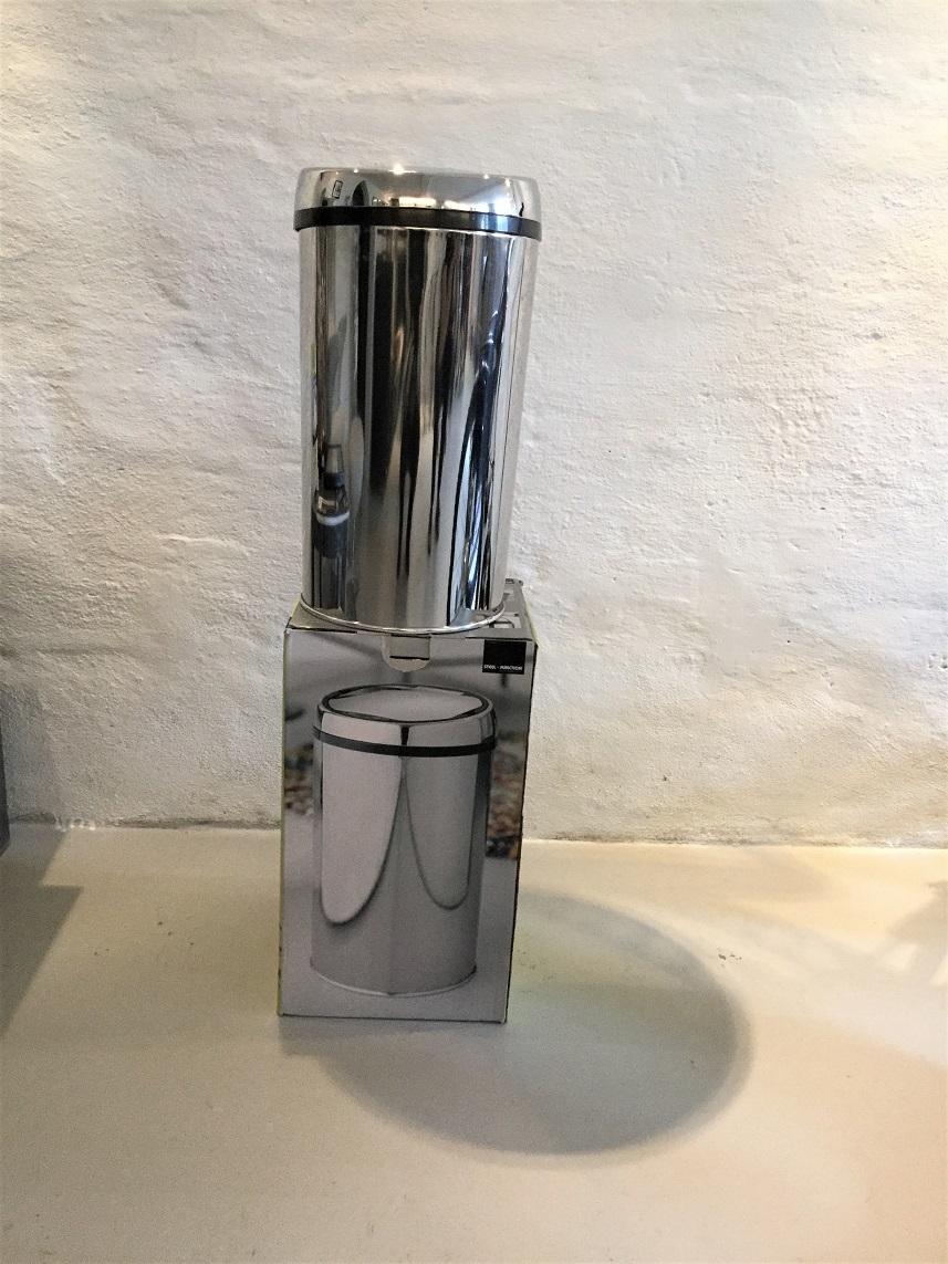 Billede af DEMO-MODEL: Steel-Function Sensor Affaldsspand 12 liter