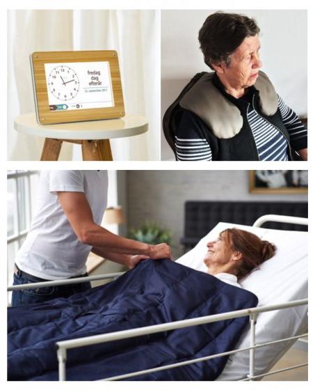 Image of   Demenspakke (lille) Til Hjemmeboende Personer Ramt Af Demens