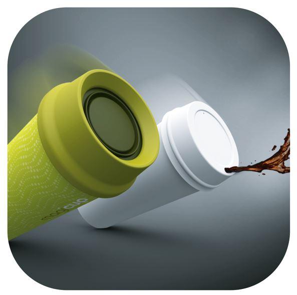 Billede af Magicup - Spildesikret Krus med aromaeffekt