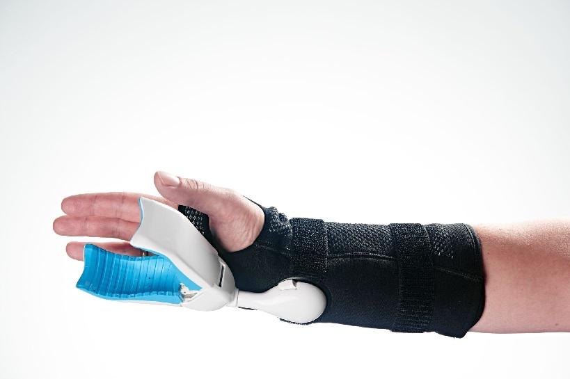 Manuxa - Den Stærke Hånd - Til Gigtramte