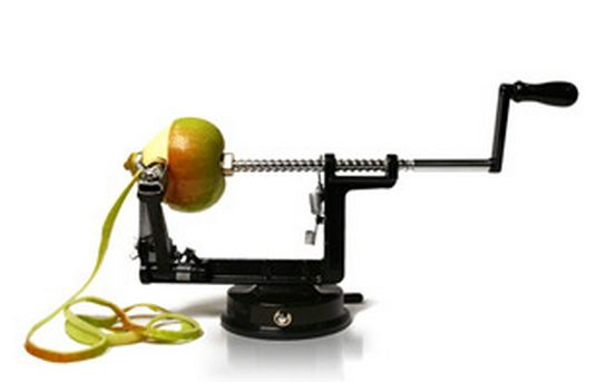 Billede af Æbleskræller og æbledeler Moster Hulda