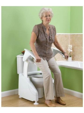 Tilbud på Mountway Solo Toiletsædeløfter
