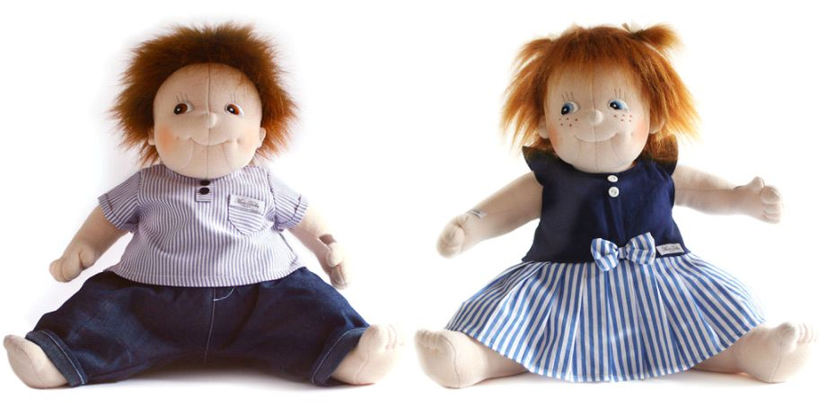 Image of   Dukke Med Musikterapi Til Demente - Music Doll® (Musikdukke)