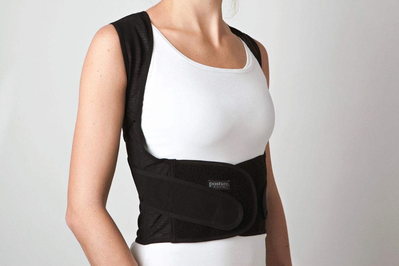 Image of   DEMO-veste: Posture Position Holdningskorrigerende Veste