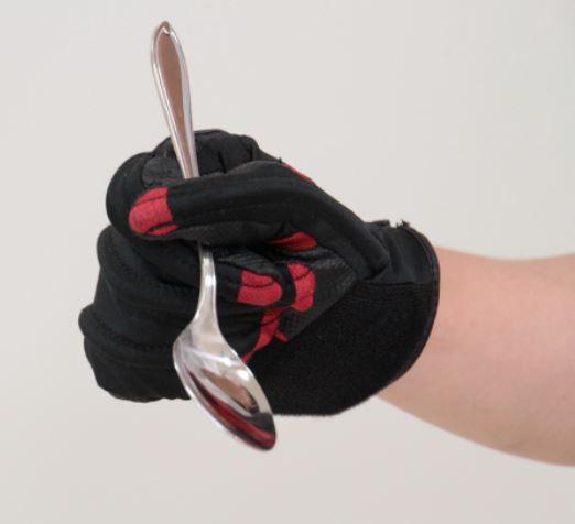 Power Assist Glove - handske, der forstærker håndens kræfter og gribeevne (PAG Flexion)