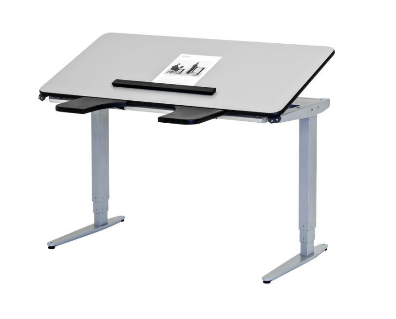 High & Low Elektrisk Hæve-/sænkebord (ROPOX)