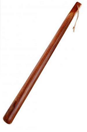 Image of   Elegant skohorn fra Gastrock udført i ædeltræ - 60 cm