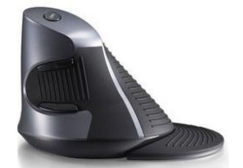 Sky Vertical Delux Wireless Mouse - trådløs ergonomisk mus