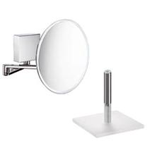 Billede af Sam Miro kosmetikspejl til væg/bord med LED-lys og batterioplader
