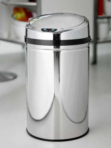 Billede af Steel-Function Rimini berøringsfri sensor affaldsspand (30 liter) (no-touch)