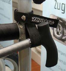 Tilbud på Stokkeholder til stok eller holder til paraply (Trionic Veloped rollator)