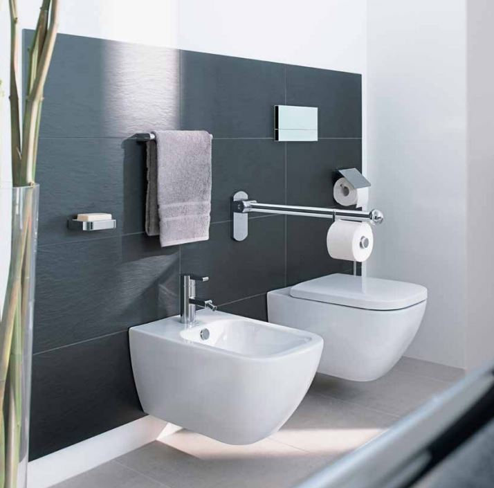 Image of   Demo-model - sam Freeline Foldbar Toiletstøtte