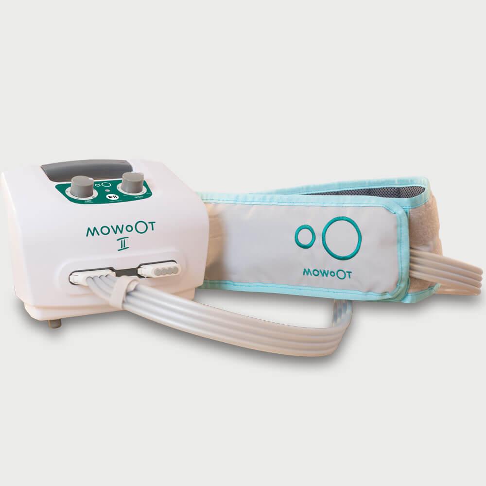 Forstoppelse afhjælpes med MOWOOT - Tarmstimulerende Exo-Massage