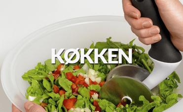 Gå til køkken