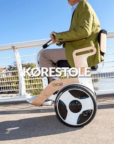 Gå til kørestole